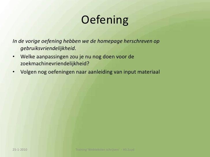 Praktijkcase Thuisvaccinatie.nl (6)<br />Dus concludeert Google:<br />Het is niet duidelijk voor mij waar deze pagina <br ...