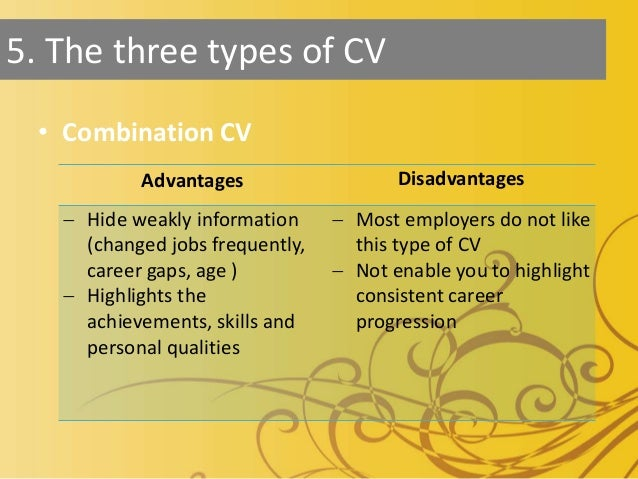 training  cv and how to write a  u0026quot good u0026quot  cv