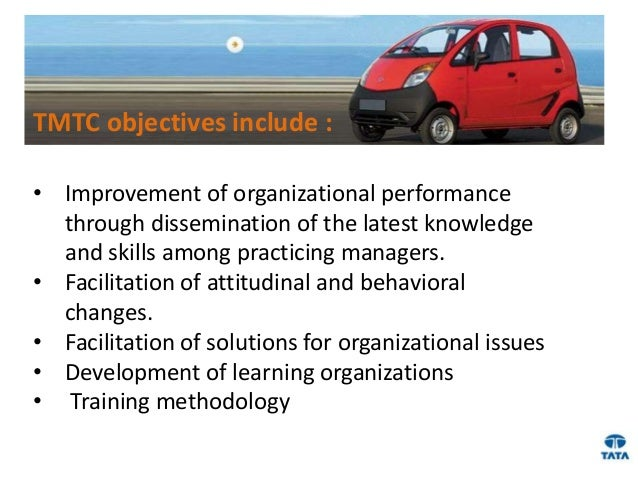 "aims and objectives of tata nano Organizational aims, defines objectives and policies to achieve them, and  the three months to december 2013, tata motors"" nano hasn""t quite lived up to."