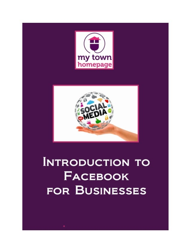 """This document is a step-by-step guide through the items which were discussedduring Session 1 of My Town Homepage's """"Social..."""