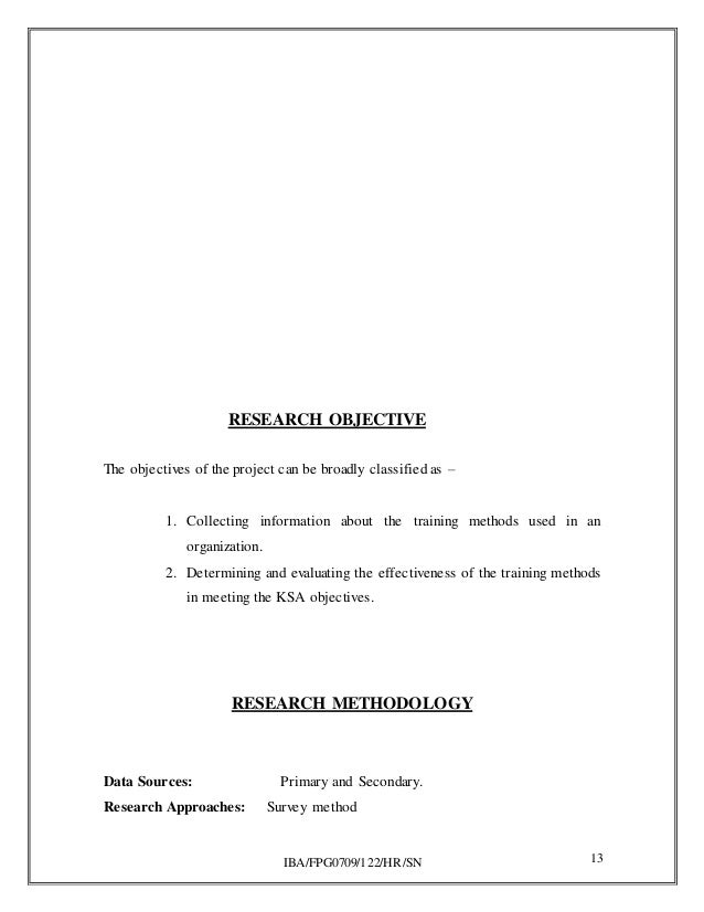 effective orientation and training methods essay Term paper on creating effective training and orientation methods  essays  this 4 page paper provides an outline of a three day training and orientation session.