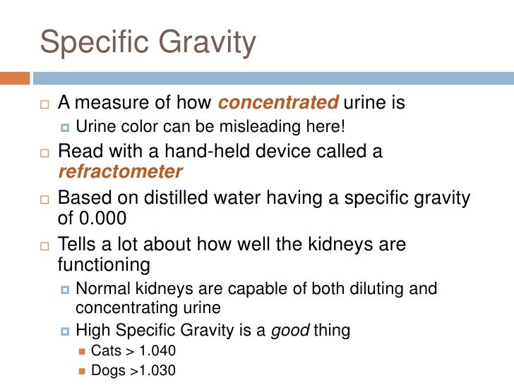 urine specific gravity – brownshelter, Skeleton