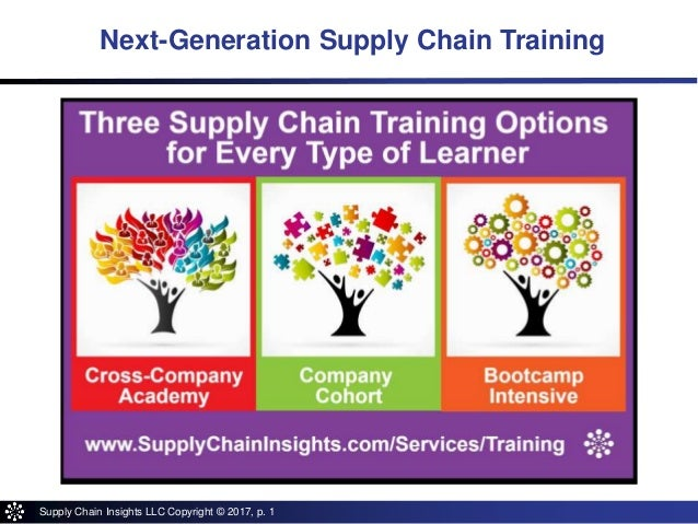 Training Options to Build Next-Generation Talent