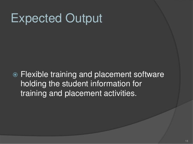 training placement management software Start your it career today  if you still need a little more hands-on experience then we can arrange a work placement at  it & networking training software.