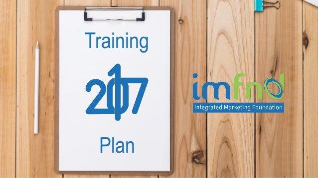 Training Plan