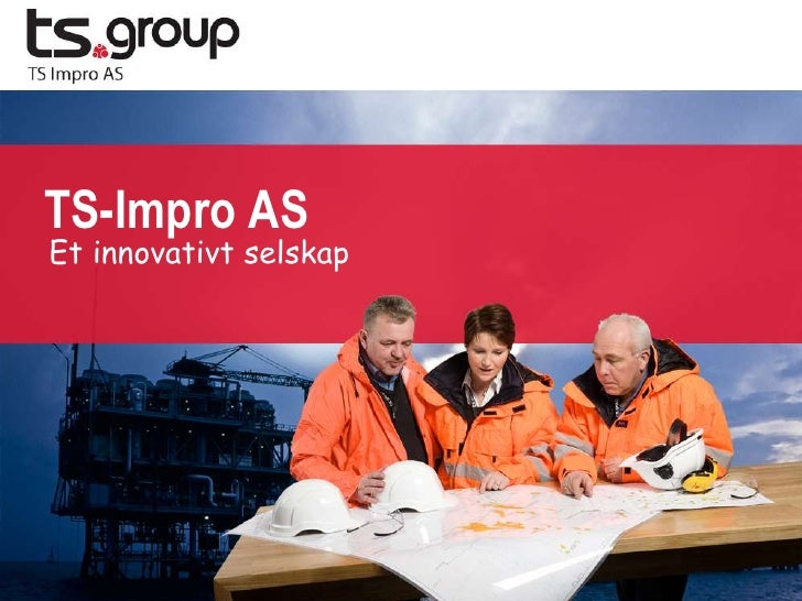 TS-Impro ASEt innovativt selskap