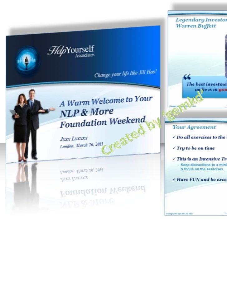 Training Coaching NLP PPT 1_by_gemkd