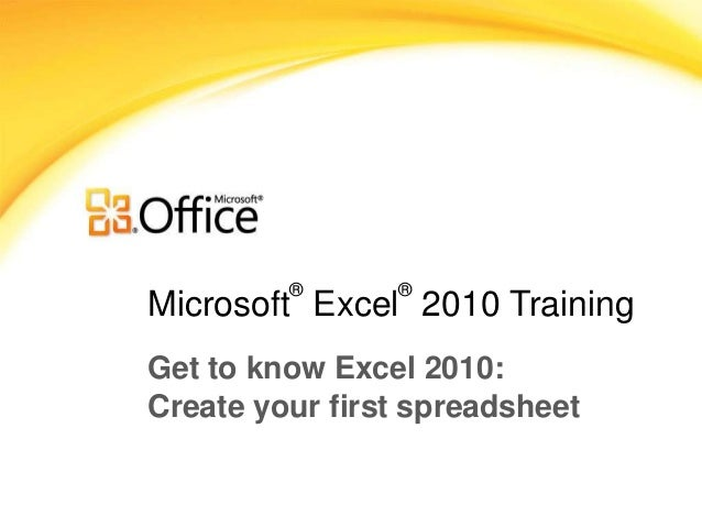 Create Chart In Excel 2010 Excel 2010 Tutorial