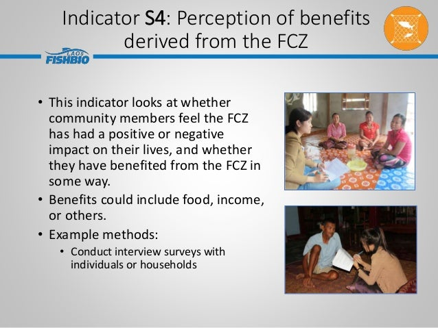 • This indicator looks at whether community members feel the FCZ has had a positive or negative impact on their lives, and...
