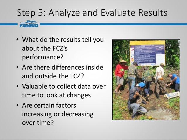 Step 5: Analyze and Evaluate Results • What do the results tell you about the FCZ's performance? • Are there differences i...