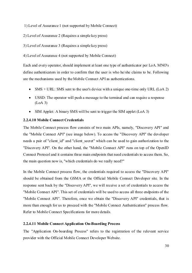 Training Report WSO2 internship