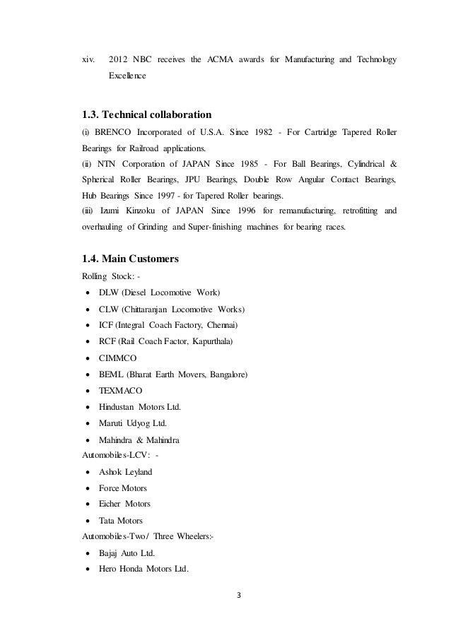 Nbc Bearing Jaipur Pdf Download