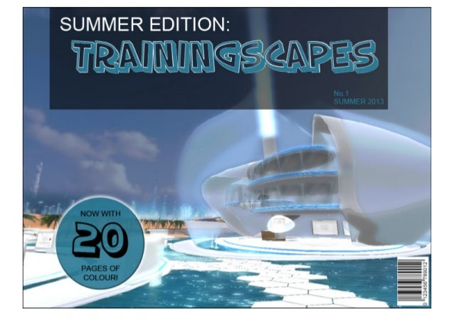 Trainingscapes Summer Special