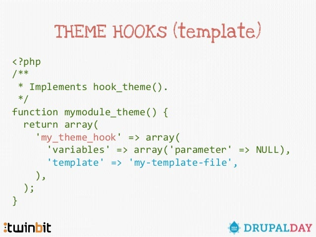 Building a new theme for Drupal 7
