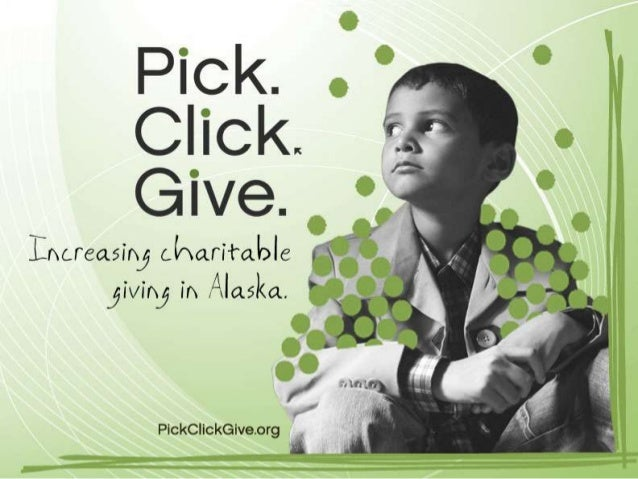 How Does Pick.Click.Give. Work? Heather Beaty Pick.Click.Give. Program Manager