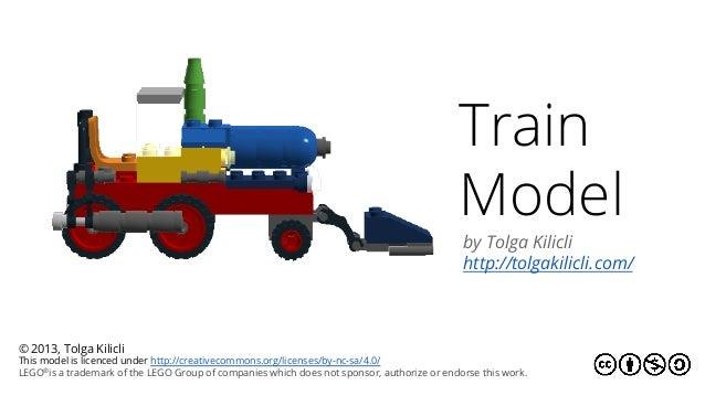 Train Model  by Tolga Kilicli http://tolgakilicli.com/  © 2013, Tolga Kilicli  This model is licenced under http://creativ...