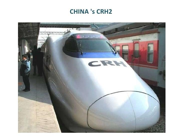 CHINA 's CRH2