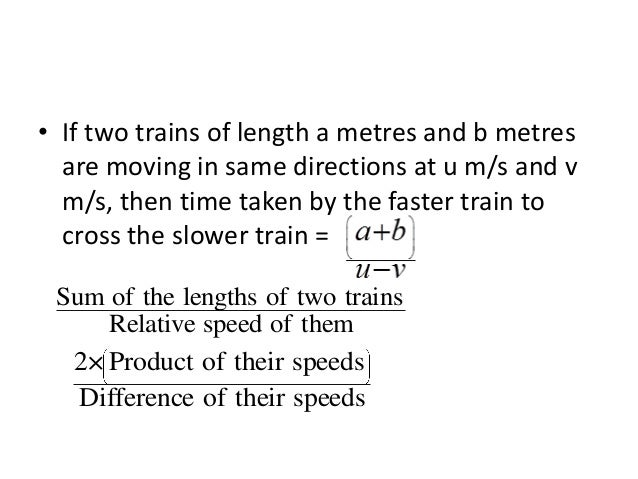 • Example 5. • Two trains, one from Howrah to Patna and the other from Patna to Howrah, start simultaneously. After they m...