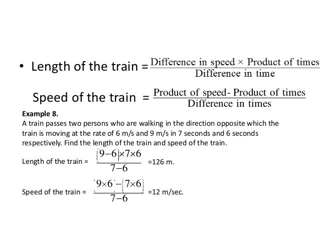 Example 12. Two places A and B are 180 km apart. A train leaves P for Q and at the same time another train leaves B to A. ...