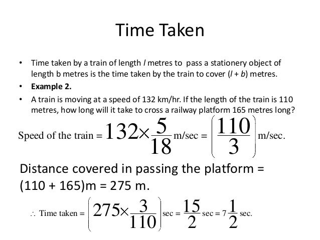 • When two trains are moving in opposite directions, their speeds should be added to find the relative speed. When two tra...