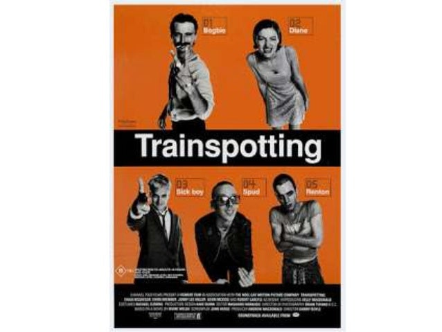 an analysis of trainspotting