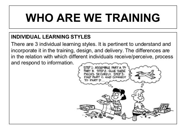 individual learning preferences Learning style preferences among undergraduate physiology students adv  physiol educ  students have individual learning style preferences including  visual.