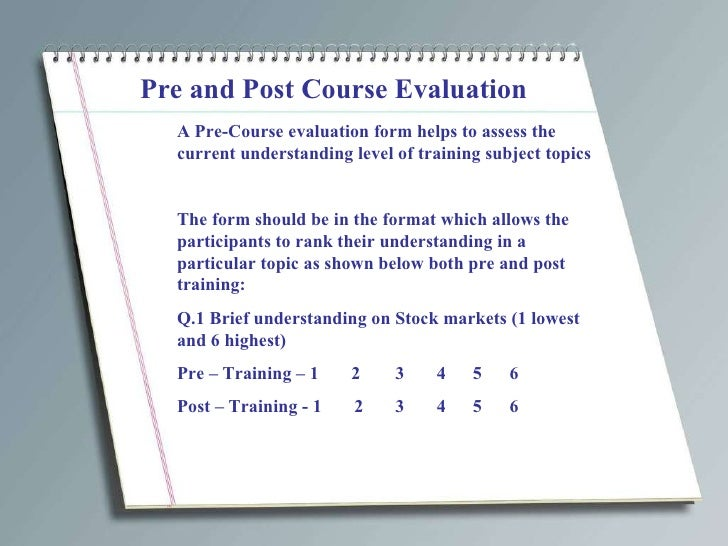 Doc Training Evaluation Feedback Form Training Evaluation – Training Feedback Template