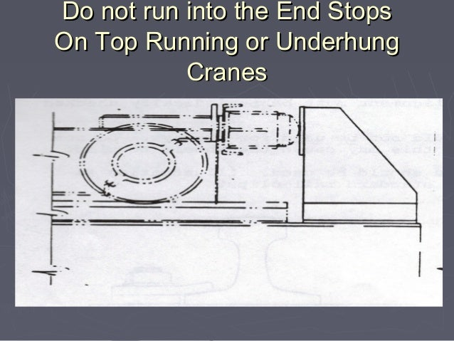Train the trainer overhead Cranes operation training