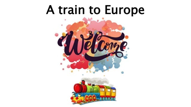 A train to Europe