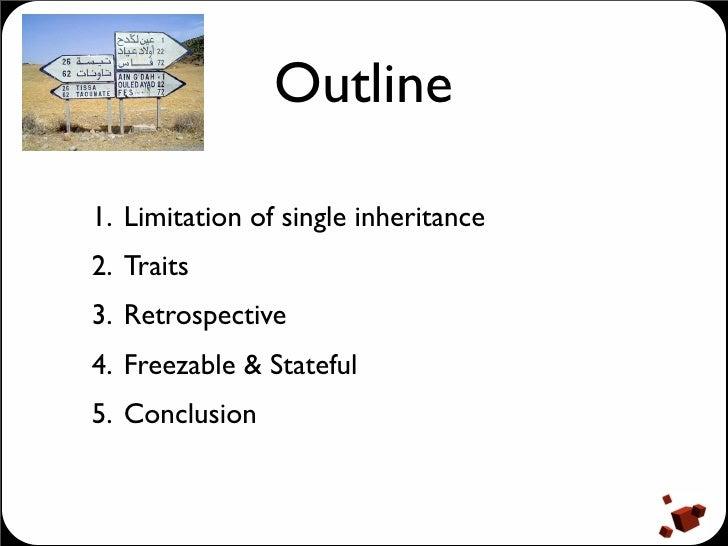 Presentation of Traits Slide 2