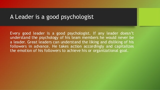 good leadership is very important for On this page you'll find 8 good reasons why teamwork is important  uncommon leadership: how to build competitive edge by thinking differently.