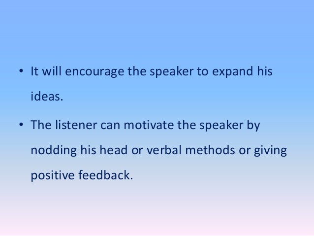 the qualities of a good listener Let's see the 10 key qualities of listening skill good listeners - ask one question i believe these are the 10 key qualities of listening skill.