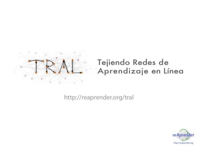 TRAL 2013 - Brief