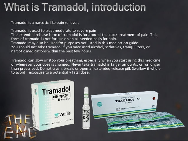 is tramadol an opiate medication strengthsfinder