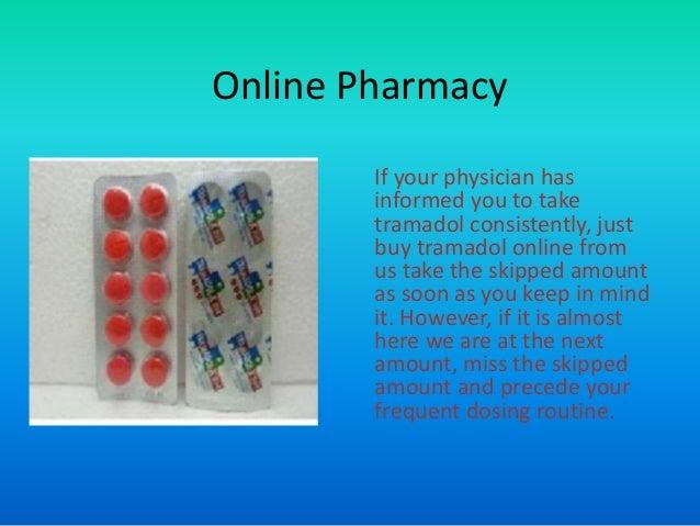 Find tramadol online