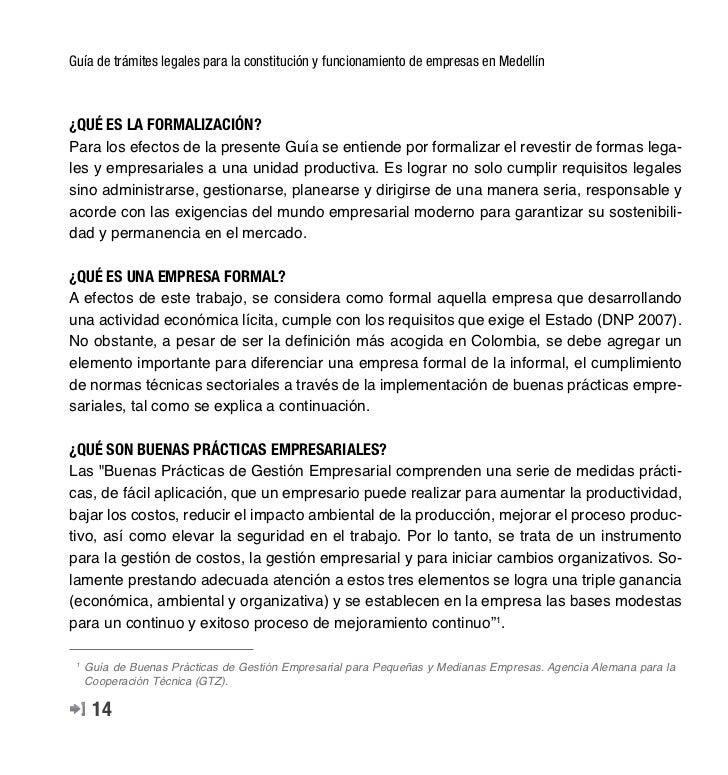 Tramites constituci n empresas - Tramites legales para alquilar un piso ...