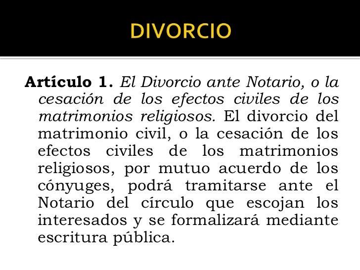 Divorcio Matrimonio Catolico Ante Notario : Tramites notariales de jurisdicción voluntaria