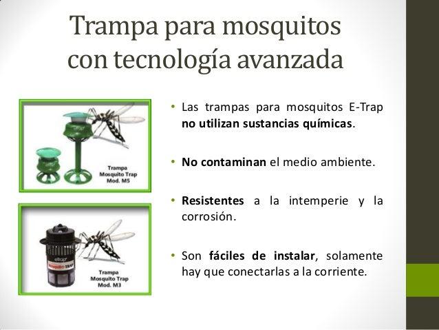 Informacion sobre trampas para mosquitos - Trampas para ratones de campo ...