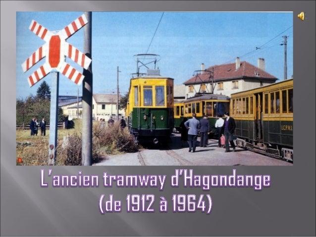 En 1910 l'industriel allemand August THYSSEN établit à Hagondange uneusine sidérurgique qu'il veut la plus moderne d'Europ...