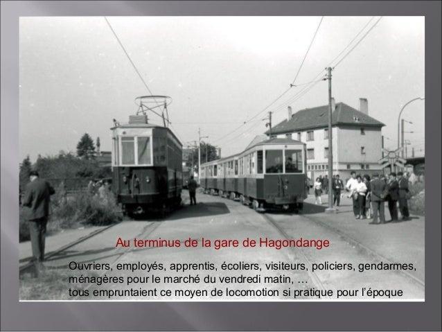 Convoi au départ d'Hagondange
