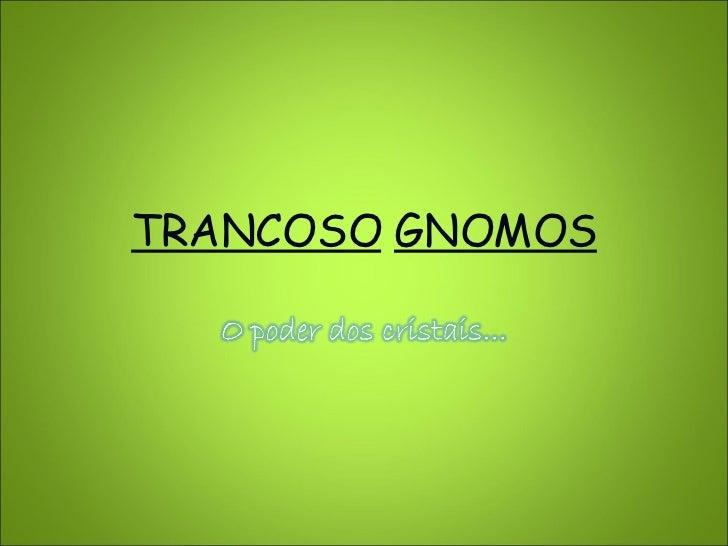 TRANCOSO   GNOMOS