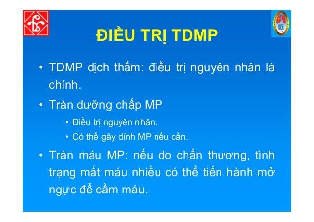 Tràn dịch màng phổi BV Bạch Mai