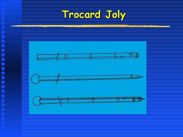 Trocard Joly