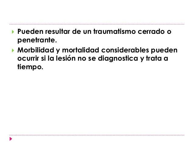 Transacción traumática de páncreas Slide 2