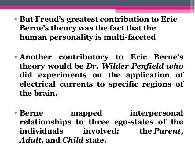 An Analysis of Sigmund Freud's Theories of Psychoanalysis