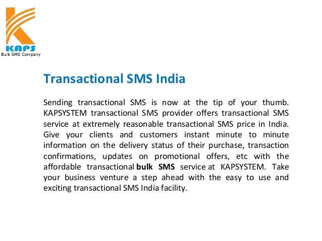Transactional sms Service Provider Slide 3