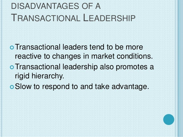 22 Advantages and Disadvantages of Transformational Leadership
