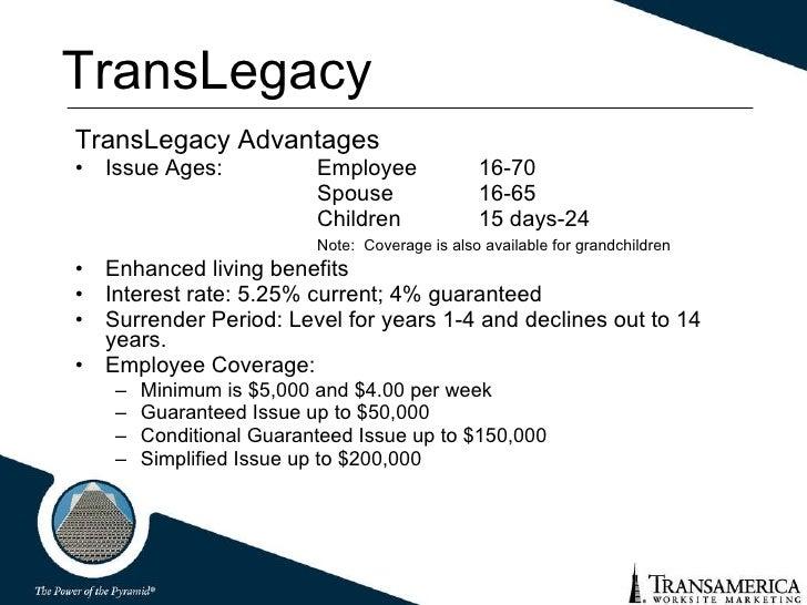Transamerica Life Insurance Quotes Captivating Transamerica Life Insurance With Best Picture Collections