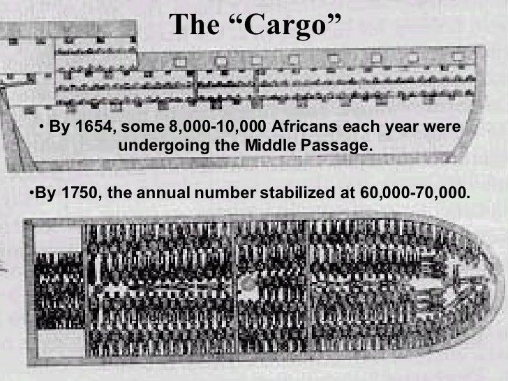 SLAVE SHIP: ALBANOZ, 1846. /nSlave quarters of the Spanish slave ...