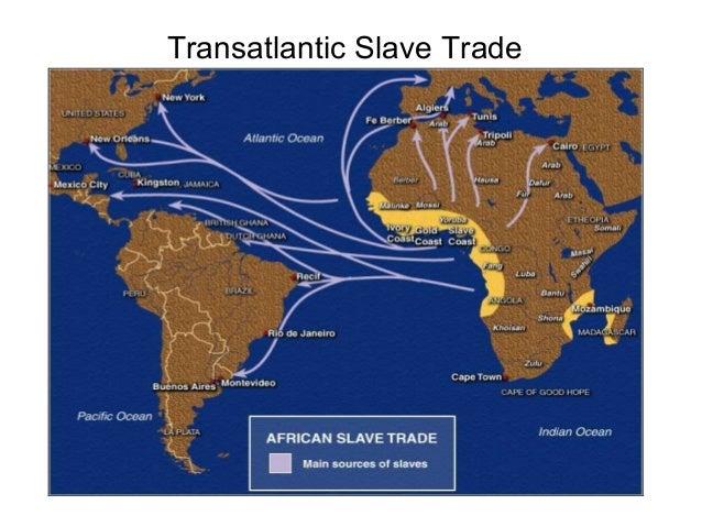 Transatlantic Slave Trade: Primary Documents & Writing Response